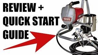 Krause & Becker Airless Sprayer Review/Quick Start Guide
