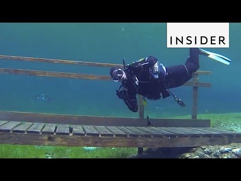 Austria's Remarkable Underwater Park