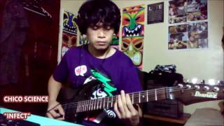 Chico Science (Chicosci) - Infect (Guitar Cover)
