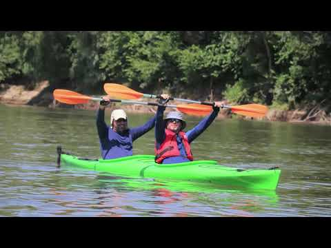 Rowing Adventure for active tourists