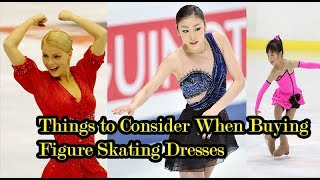 Things To Consider When Buying Figure Skating Dresses