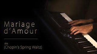 Mariage d'Amour - Paul de Senneville || Jacob's Piano