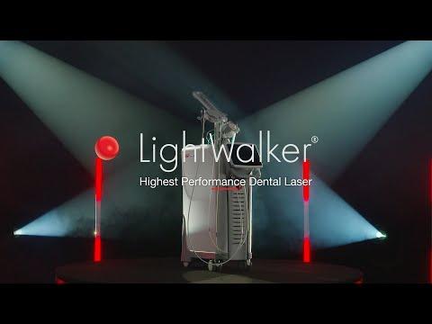 LightWalker: Hard and Soft-Tissue Dental Lasers