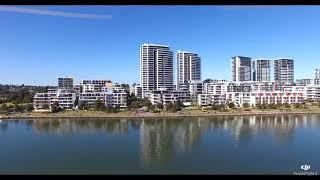 Sydney Rhodes NSW by Drone DJI Phantom 4