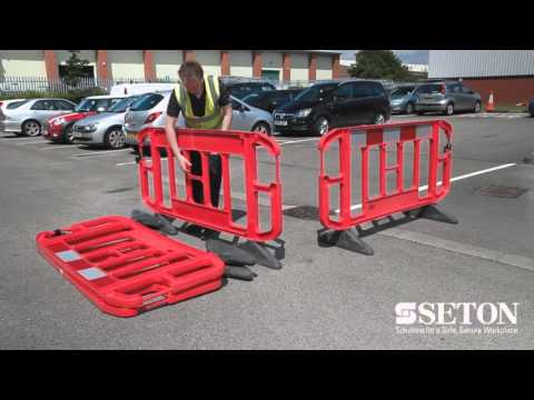 Titan Safety Barrier | Seton UK