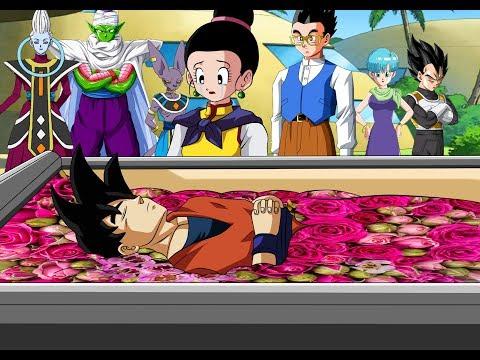 Capitulo FINAL 13 Dragon Ball Heroes : El Final Aterrador de la Serie - el fin de goku CReepypasta