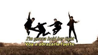 When I get home - The Beatles (LYRICS/LETRA) [Original]