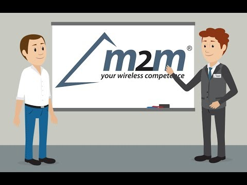 M2M Technologien kurz erklärt