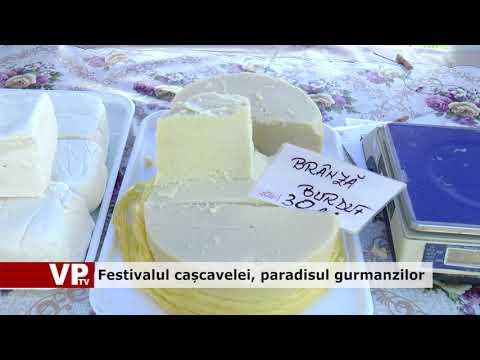 Festivalul cașcavelei, paradisul gurmanzilor