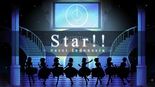 8人合唱Star!!-Indonesianver-OST.TheIdolm@sterCinderellaGirls