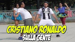 CRISTIANO RONALDO sulla GENTE - ( CR7 alla Juventus )