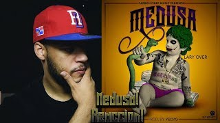 Lary Over - Medusa (Official Video) reaccion