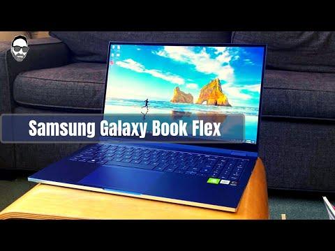 External Review Video FoIHV-ED49o for Samsung Galaxy Book Flex 13 / 15 2-in-1 Laptop