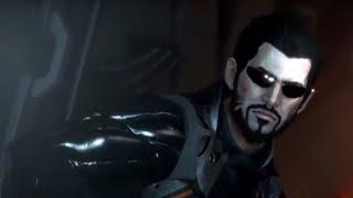 Deus Ex: Mankind Divided - Dubai Mission (Nonlethal) - E3 2016
