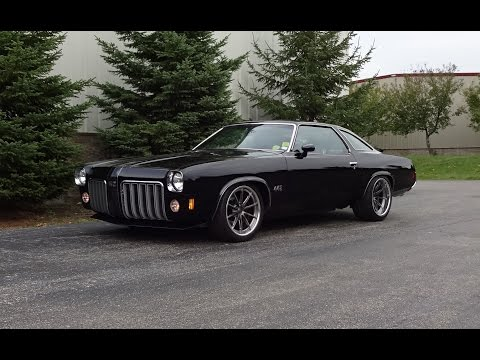1973 Oldsmobile Olds 442 Restomod Custom & 455 Engine Sound on My Car Story with Lou Costabile