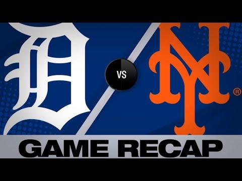 5/24/19: Jones' 4 RBIs power Tigers to wild victory
