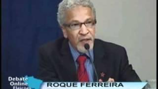 Roque 1328 no debate do Jornal da Cidade