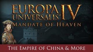 EU IV - Mandate of Heaven - Empire of China, Tributaries & Manchu Banners