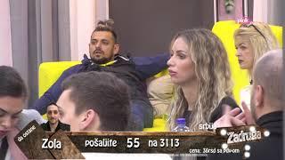 Zadruga 3 - Veliki šef kaznio zadrugare, zabranio im proslave - 17.11.2019.