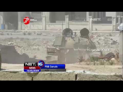Pertempuran Masih Terus Terjadi di Aleppo, Suriah - NET16