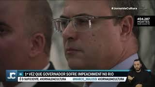 Por unanimidade, tribunal especial misto confirmou impeachment de Wilson Witzel no Rio de Janeiro