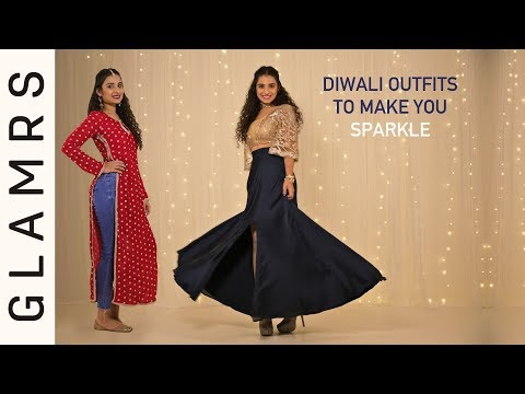 DIWALI 2017 Outfit Ideas Every Girl Should Know – Fashion Tips to Get Ready for Indian Festivals!!