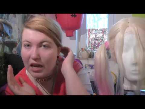Harley Quinn Perücken Review