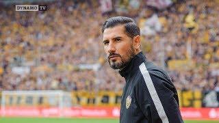 Dynamos neuer Cheftrainer Cristian Fiel