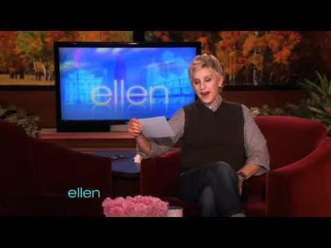 The Ellen Show: Zábavné reklamy
