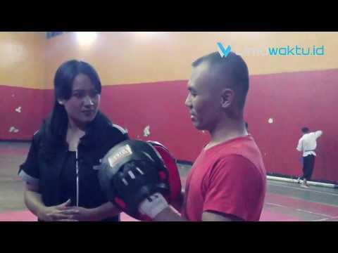 Atlet Wushu Kota Cimahi Siap Bertanding di Porda XIII