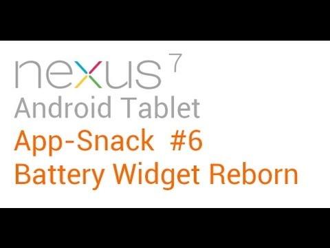 Battery Widget Reborn 2017 video