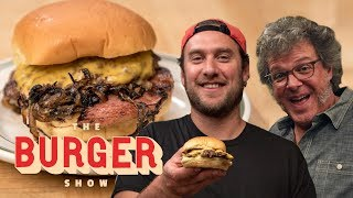Brad Leone Learns How to Cook Regional Burger Styles | The Burger Show