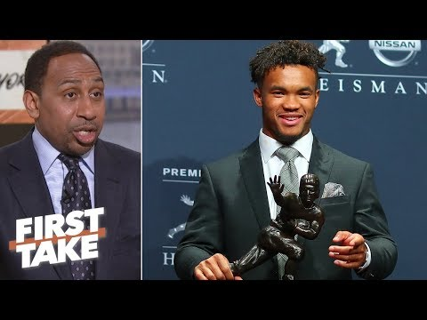Digging up Kyler Murray's old tweets is 'inhumane' - Stephen A. l First Take