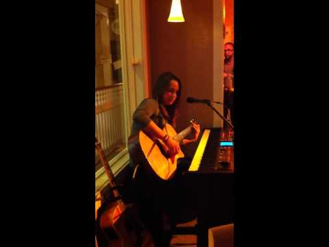 """My Heart's Got Teeth"" (Original) LIVE - Stephanie Berlanga"