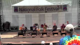 The Green Fields of America (Irish-American), National Folk Festival 2011, Nashville