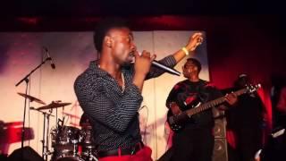 Throwback to this awesome live performance at The Savoy Entertainment Center BigDealBizniz