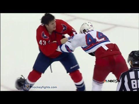 Tom Wilson vs. Justin Falk