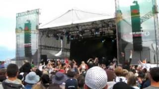 Falls Festival 2008 Faker - Dumb Mistakes