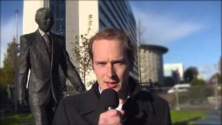 Frits Bloemberg over Nelson Mandela