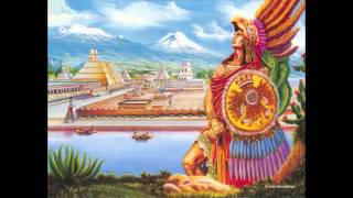 The Myth of Popocatepetl and Iztaccihuatl