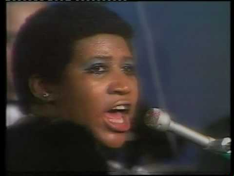Aretha Franklin, Bridge over troubled water  Switzerland 1971