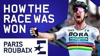 Paris-Roubaix 2018 | How The Race Was Won | Cycling | Eurosport