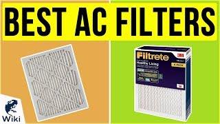 10 Best AC Filters 2020