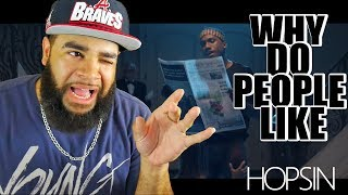 {{ REACTION }} Hopsin - Picasso - This Man Is Something Else