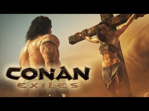Conan Exiles - Official Cinematic Trailer thumbnail