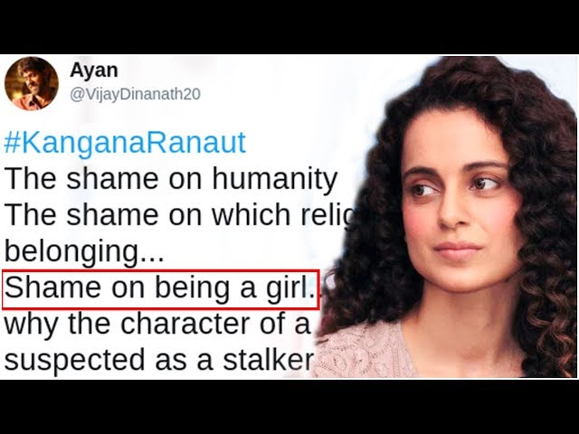 Kangana Ranaut INSULTED For Eating BEEF