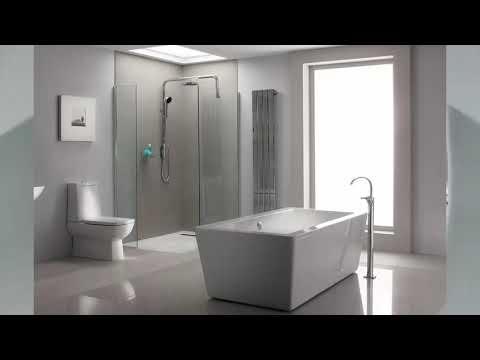 moderne badezimmer fliesen grau ideen | Haus Ideen