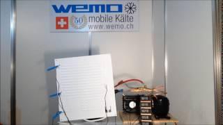 WEMO Kältemittelmangel Kühlbox Kühlschrank 12V 12 Volt Boot Wohnwagen Secop Danfoss BD35F  R134a