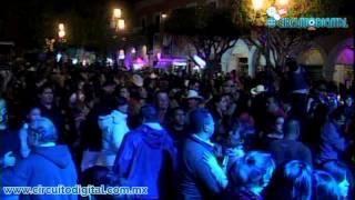 preview picture of video 'Se me Perdió la Cadenita - Sonora Dinamita - Feria Villa Hidalgo 2015'