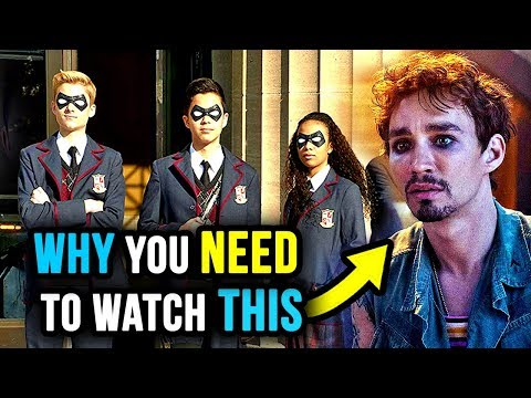 BEST Comic Book Show Yet? - The Umbrella Academy REVIEW!